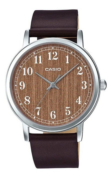 Relógio Casio Collection Unissex Analógico Mtp-e145d-1