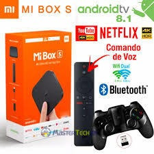 Xiaomi Mi Box S. Lançamento.. Original. Envio Imediato