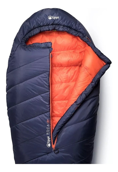 Roca -8 Steam-pro Sleeping Bag Azul Lippi