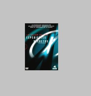 Lo Mejor De Los Expedientes Secretos X - Dvd - O