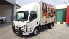 Isuzu Elf 300 2012 Blanco