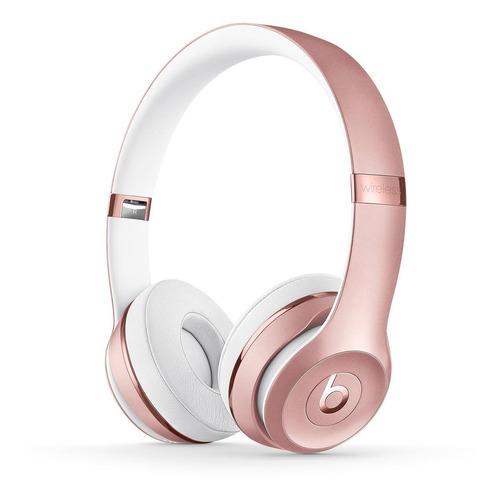 Imagen 1 de 5 de Audífonos Beats Solo³ Wireless - Rose gold