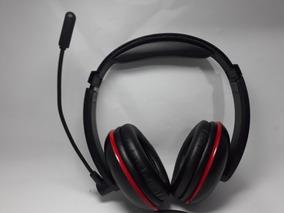 Headset Converse Online/escute/jogo Ps3 Ps4 Xbox One 360 Fon