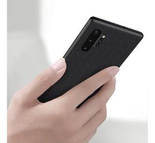Capa Nillkin Nylon Sintético Para Galaxy Note 10 Plus