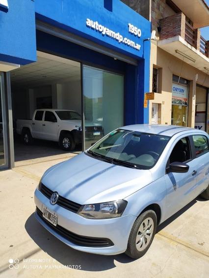 Volkswagen Gol Trend 1.6 Serie 101cv 2016