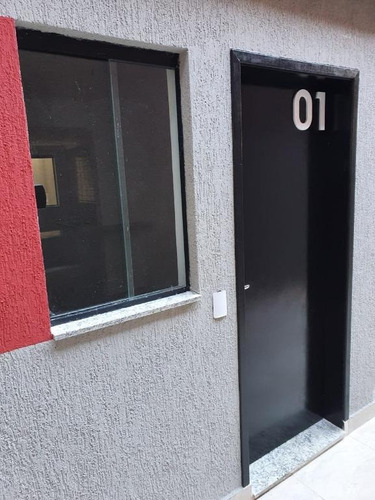 Studio Com 2 Dormitórios À Venda, 45 M² Por R$ 260.000,00 - Vila Antonina - São Paulo/sp - St0025