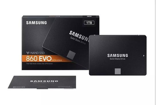 Samsung 860 Evo Ssd 1tb Sata Ill