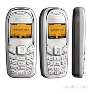 Celular Siemens A70 (usado)