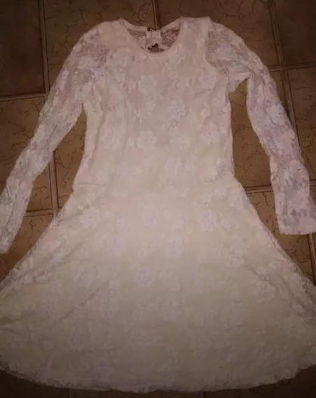 Vestido Fiesta Queen Juana Talle 10 Años
