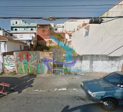 Terreno Para ***locação*** 250m² - Av. Portugal - Mauá - Sp