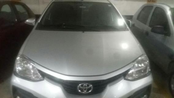 Toyota Etios 1.5 16v Xls Aut. 4p 2017
