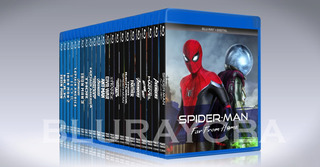 Marvel Universo Coleccion Bluray - 24 Discos - O F E R T A