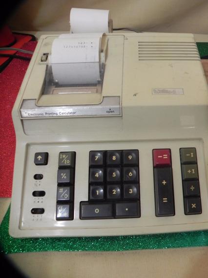 Calculadora Antiga Sharp Cs 1153 Impressor Funciona