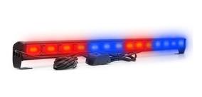 Giroflex Led 80cm 42w Azul Vermelho Viatura Oficial Policia
