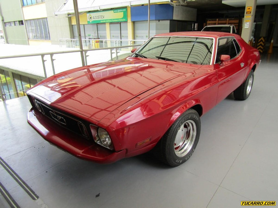 Ford Mustang Coupe At 2600 2p