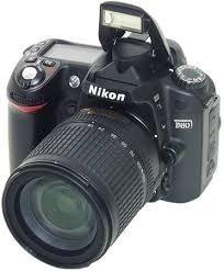 Nikon D80+carregador+bateria Completa