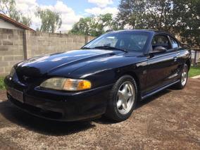 Ford Mustang Gt 5.0 V8 Sn95 Impecável 100% Original