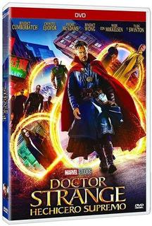 Dvd Doctor Strange Hechicero Supremo