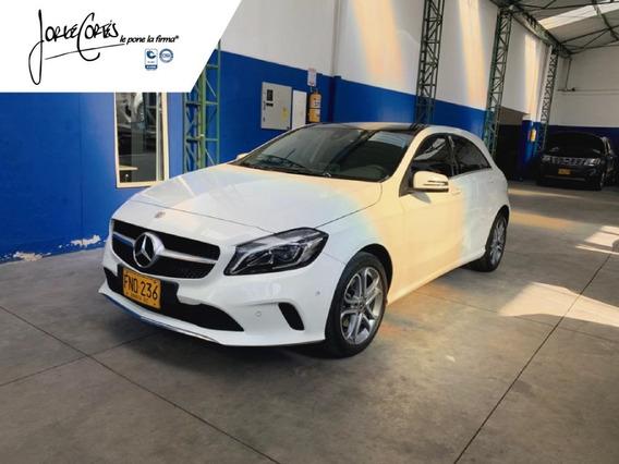 Mercedes Benz Aut A200 Fno236