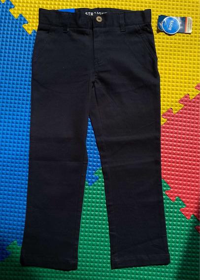 Pantalón De Vestir Nuevo Talla 6 Años
