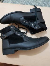 a26210250 Botas Cano Curto Dafiti - Sapatos no Mercado Livre Brasil