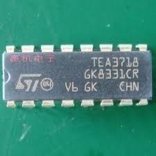 Tea 3718 Kit Com 4 Peças Circuito Integrado Original
