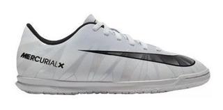 Tênis Nike Futsal Mercurialx Vortex 3 Cr7 Ic 852533-401