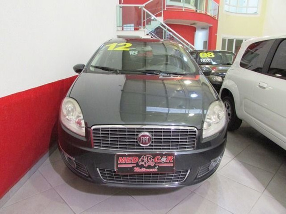 Fiat Linea Essence Dualogic 1.8 16v Flex, Aug1815