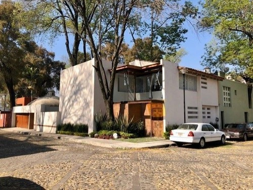 Renta De Casa En Coyoacán Dentro De Fraccionamiento
