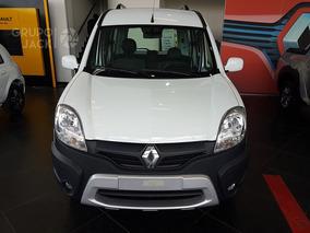 Renault Kangoo Authentique 5p 0km Anticipo, Cuota Burdeos
