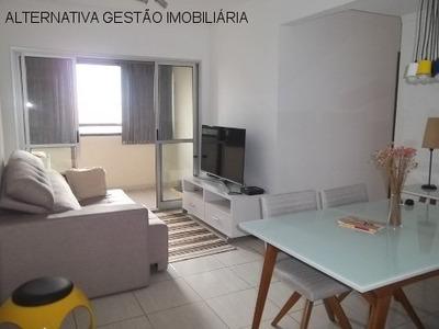 Apartamento Residencial Em São Paulo - Sp, Jaguaré - Apv2364