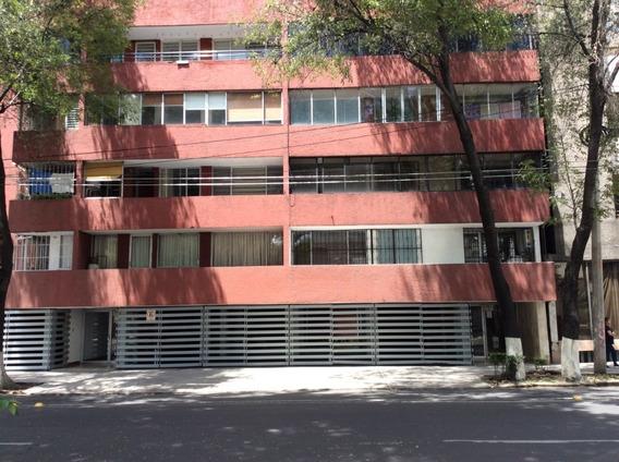 Rar9693, Roma Norte, Departamento En Renta