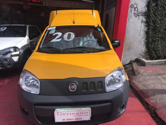 Fiat Fiorino Hard Wk Amarela *completa*19/20 * 0km