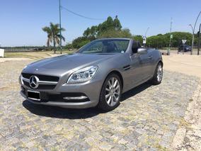 Mercedes Benz Clase Slk 350 Cc Sport 2012, 1.800km - Unica