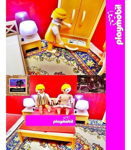 Playmobil Dormitorio Victoriano Moderno City Life 2