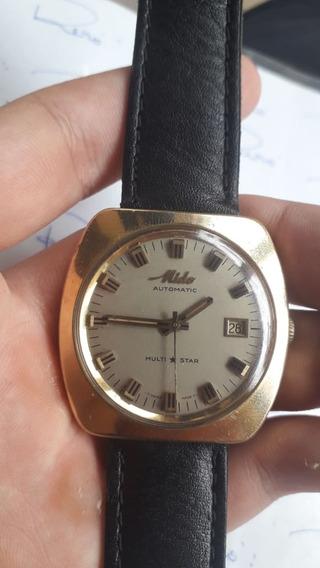 Relógio Mido - Multi Star - Automático - Antigo - R500