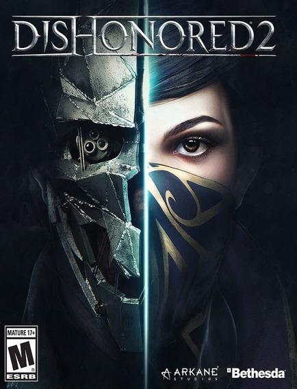 Dishonored 2 Pc - Steam Key (envio Já)