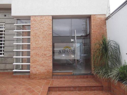 Casa Para Alugar, 90 M² Por R$ 1.700,00/mês - Jardim Paulistano - Ribeirão Preto/sp - Ca0321