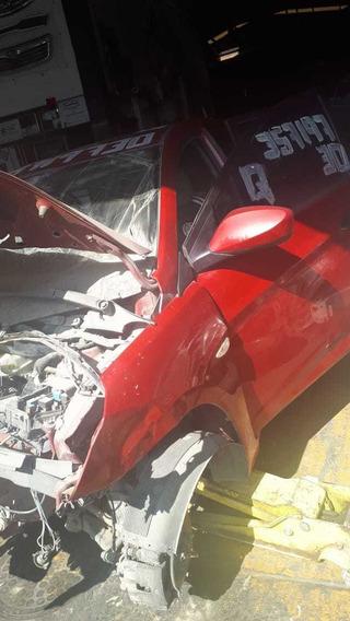 Dodge Attitude Estandar 2012 Partes Refacciones Yonke