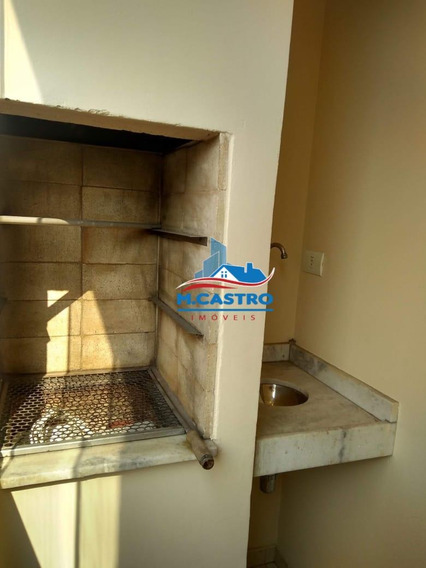 03 Dormitórios - Churrasqueira No Terraço - Taboão - 4011