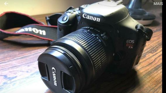 Canon Rebel T3i / 600d Com Lente 18-55mm