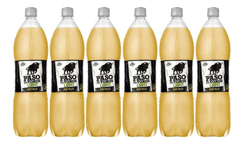 Refresco Paso De Los Toros Light 1.5 Lts Pack X6
