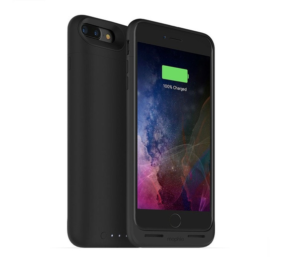 Funda Batería iPhone 7plus/8plus Juice Pack Air Negro Mophie
