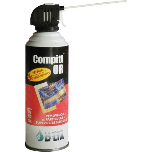 Aire Comprimido Delta Compitt Or 450 G Con Gatillo