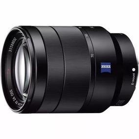Lente Sony Fe 24-70mm F/4 Zeiss E-mount Sel2470z Full Frame