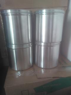 Embalagem De Alumínio Inox