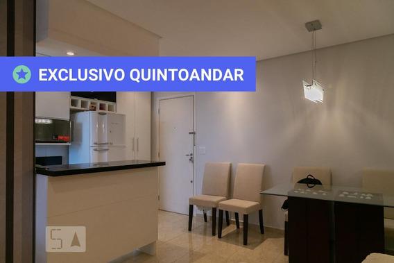 Apartamento No 22º Andar Com 2 Dormitórios E 1 Garagem - Id: 892948234 - 248234