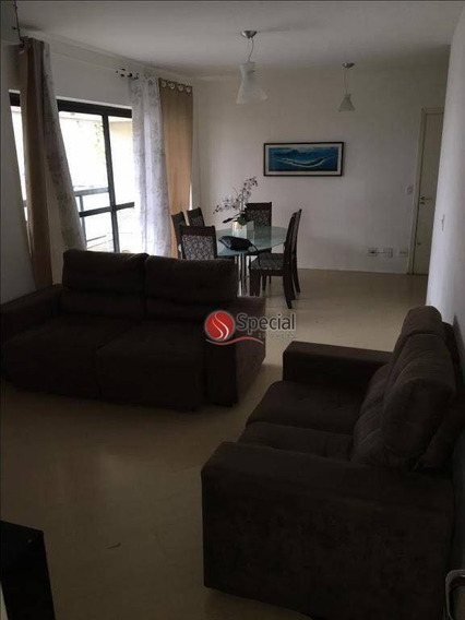 Apartamento Com 3 Dormitórios Porteira Fechada, 106 M² - Jardim Anália Franco - São Paulo/sp - Ap12850