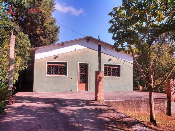 Terreno Residencial À Venda, Com Duas Casas +- 160 M² Área Construída, Morro Grande, Caieiras. - Te0183