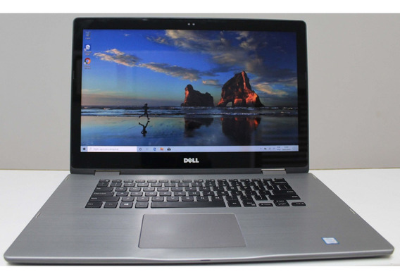 Note Dell Insp 15 7579 I5 8gb 256gb(ssd)+touch Não Enviamos